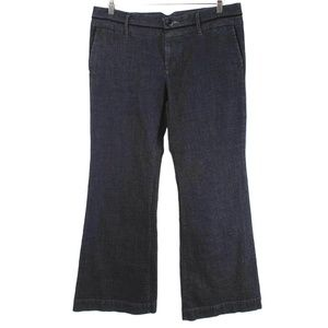 Banana Republic Classic Wide Leg Trouser Jeans 12